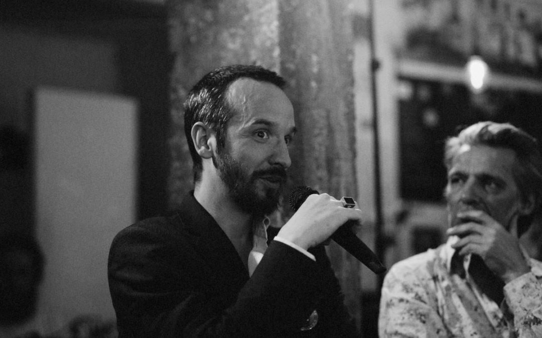 5 Questions à … Alexandre Duclos