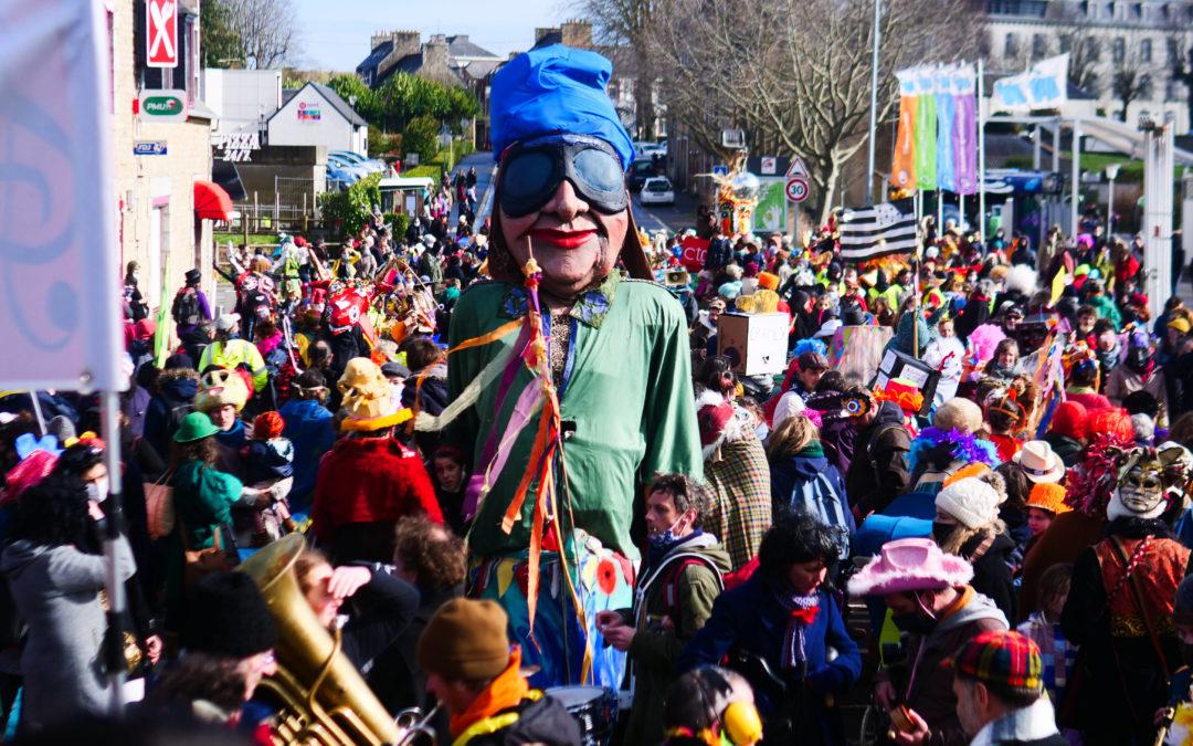 Samedi 13 Mars – Un carnaval militant à Guingamp !