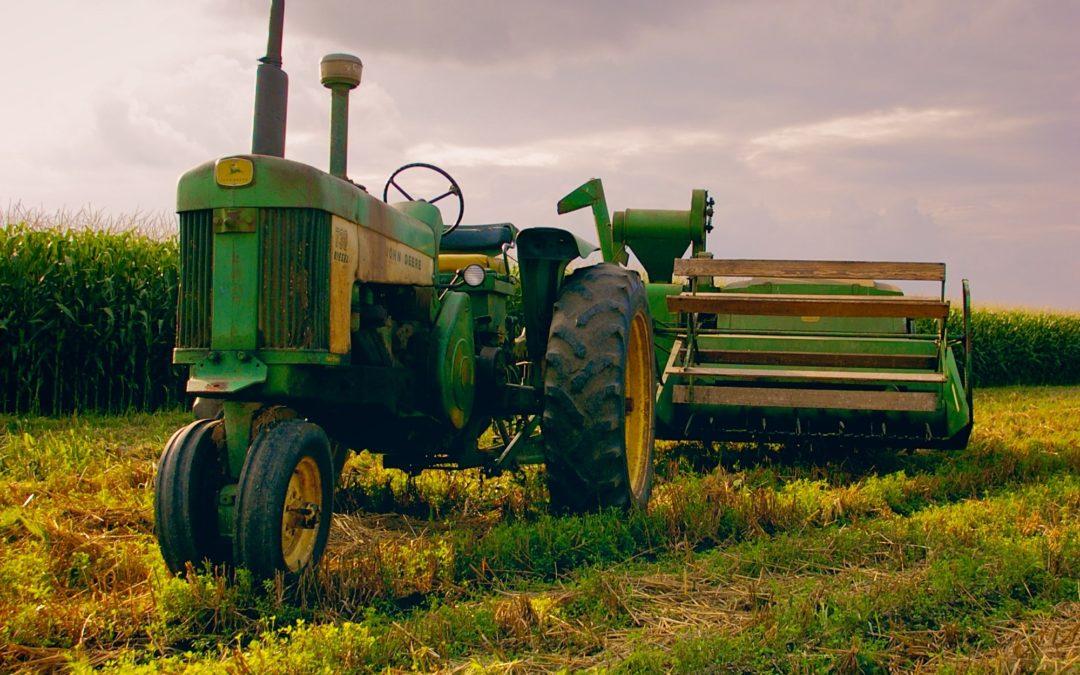 L'Agriculture des années 1940 à nos jours